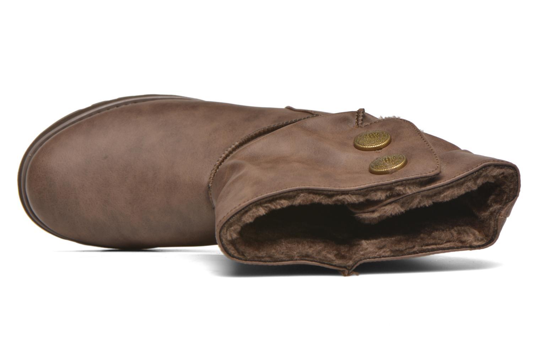 Botas Skechers Keepsakes - Leathere Marrón vista lateral izquierda