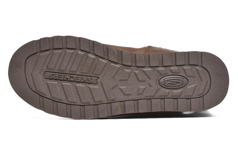 Botas Skechers Keepsakes - Leathere Marrón vista de arriba