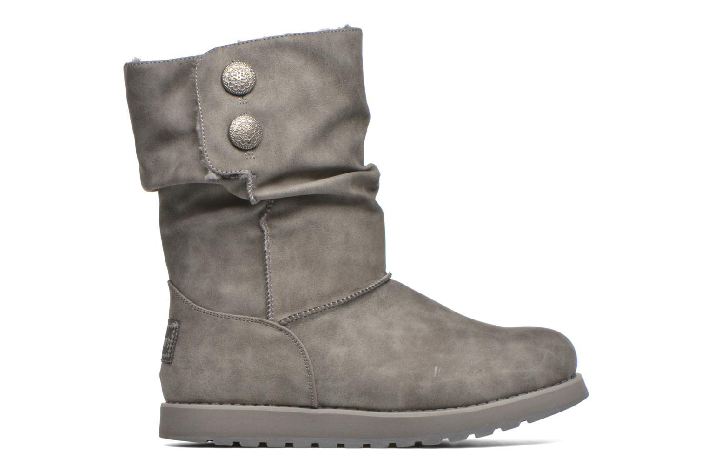 Bottes Skechers Keepsakes - Leathere Gris vue derrière
