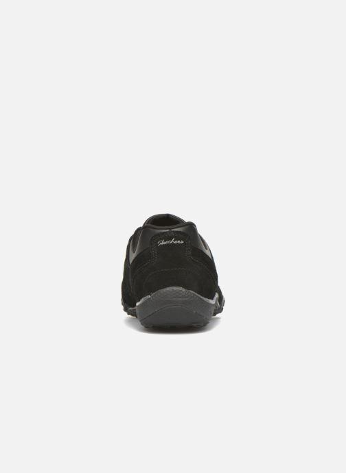 Sneakers Skechers Breath-Easy-Tuned In Svart Bild från höger sidan