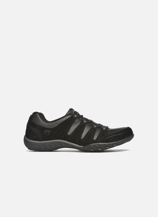 Sneakers Skechers Breath-Easy-Tuned In Svart bild från baksidan