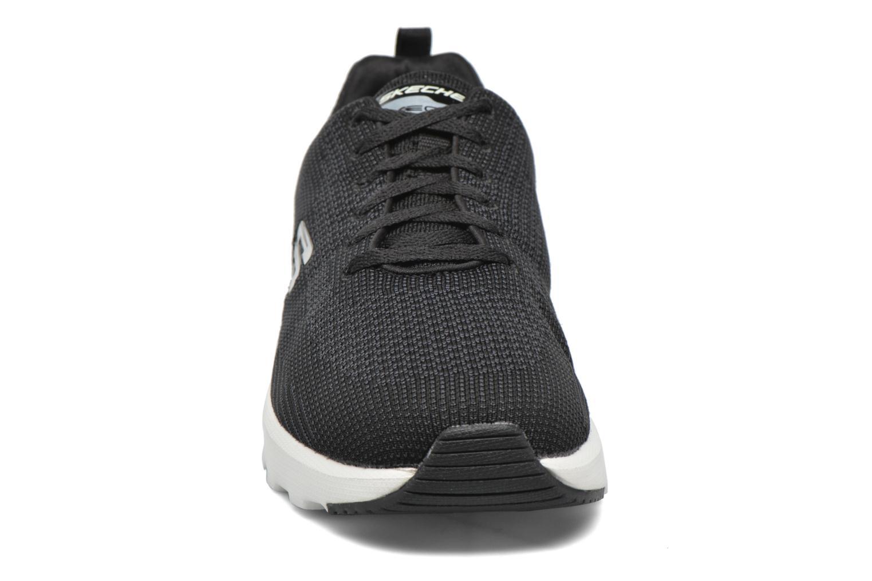 Baskets Skechers Skech Air- Extreme Noir vue portées chaussures