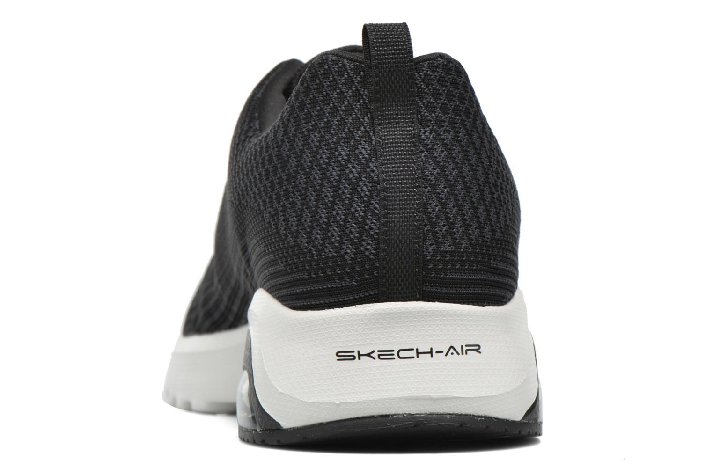 Baskets Skechers Skech Air- Extreme Noir vue droite