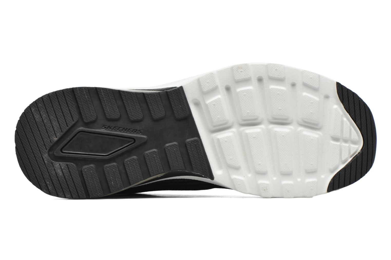 Baskets Skechers Skech Air- Extreme Noir vue haut