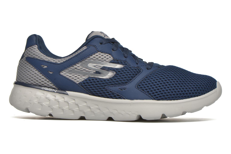 Sportschuhe Skechers Go run 400 blau ansicht von hinten