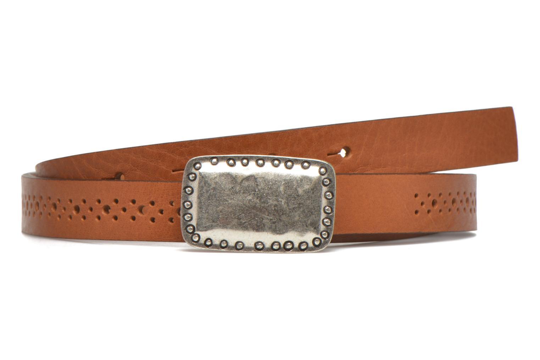 bensimon ceinture perfor e cuir 1 marron ceintures. Black Bedroom Furniture Sets. Home Design Ideas
