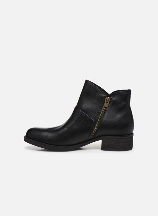 Boots en enkellaarsjes Timberland Beckwith Side Zip Chelsea Zwart voorkant