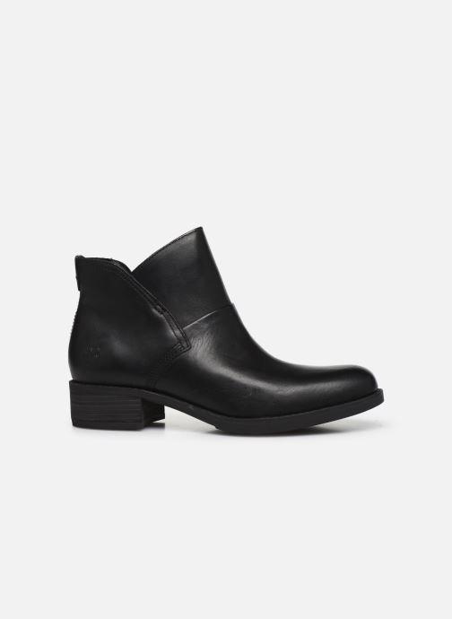 Boots en enkellaarsjes Timberland Beckwith Side Zip Chelsea Zwart achterkant