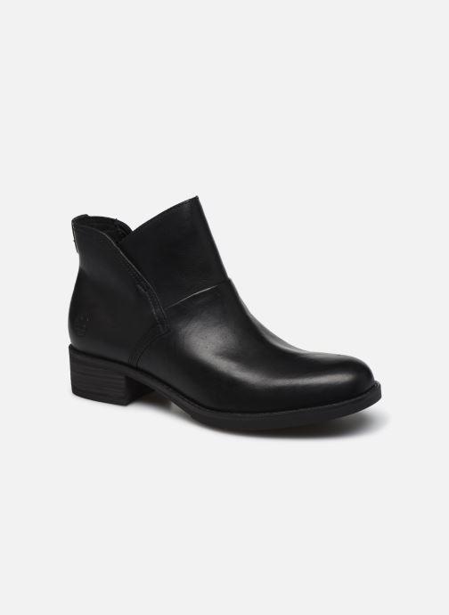 Boots en enkellaarsjes Timberland Beckwith Side Zip Chelsea Zwart detail