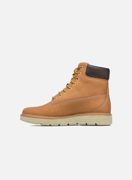 Boots en enkellaarsjes Timberland Kenniston 6in Lace Up Bruin voorkant