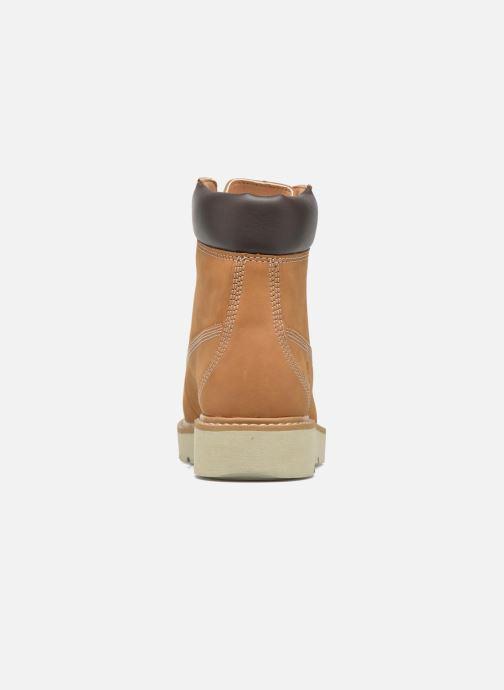 Boots en enkellaarsjes Timberland Kenniston 6in Lace Up Bruin rechts