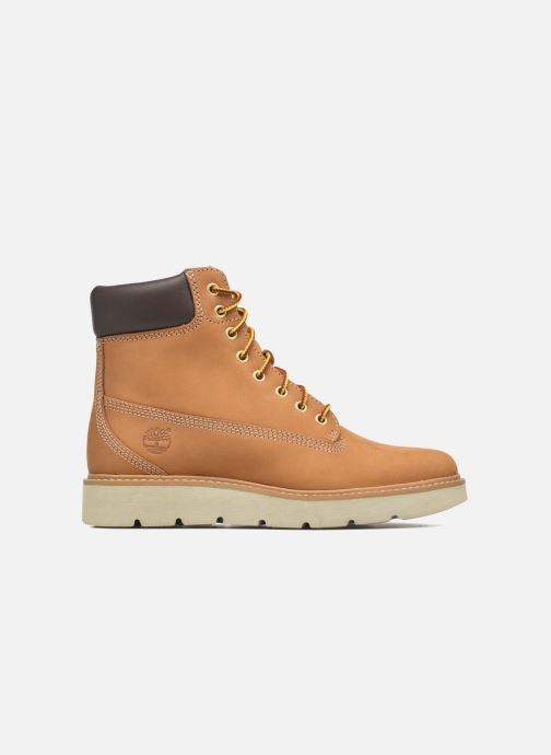 Boots en enkellaarsjes Timberland Kenniston 6in Lace Up Bruin achterkant