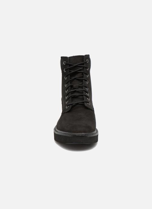 Bottines et boots Timberland Kenniston 6in Lace Up Noir vue portées chaussures