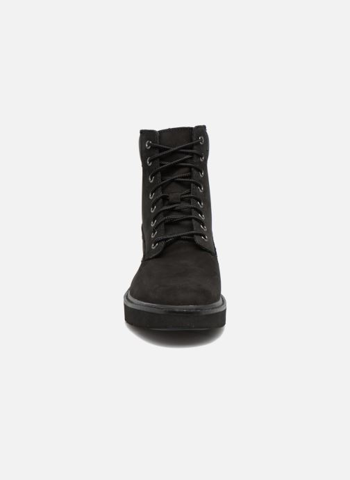 Botines  Timberland Kenniston 6in Lace Up Negro vista del modelo