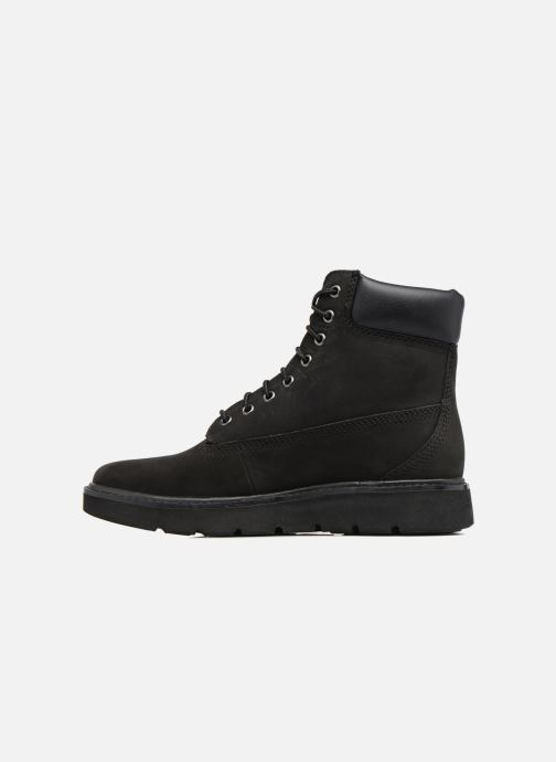 Boots en enkellaarsjes Timberland Kenniston 6in Lace Up Zwart voorkant