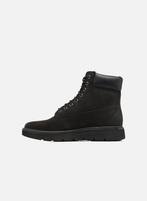 Boots en enkellaarsjes Timberland Kenniston 6in Lace Up Zwart voorkant