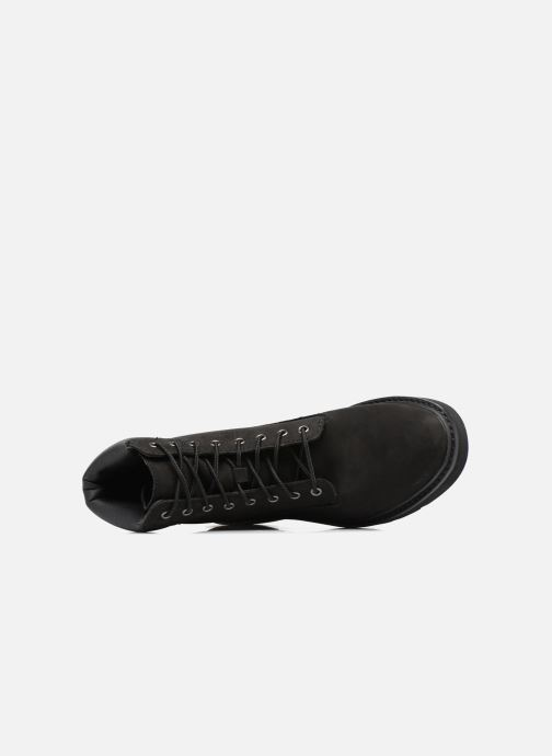 Bottines et boots Timberland Kenniston 6in Lace Up Noir vue gauche