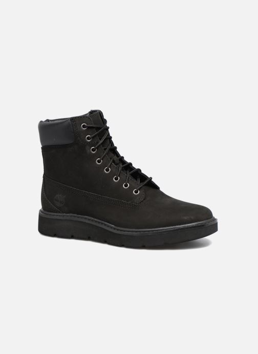 Boots en enkellaarsjes Timberland Kenniston 6in Lace Up Zwart detail