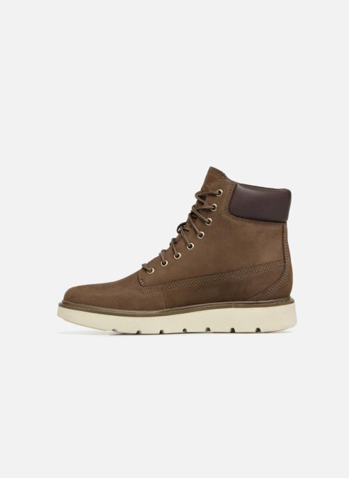 Ankle boots Timberland Kenniston 6in Lace Up Green front view