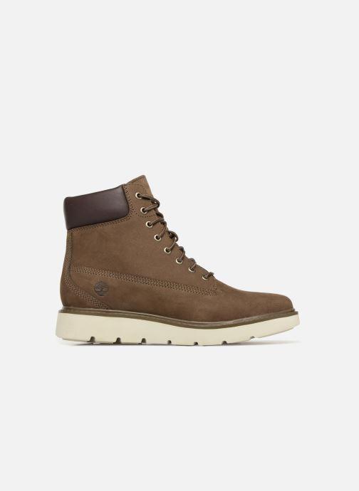 Bottines et boots Timberland Kenniston 6in Lace Up Vert vue derrière