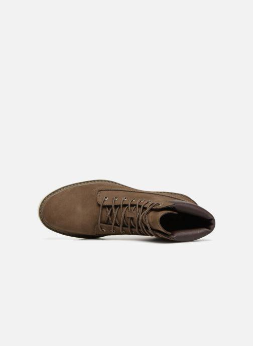 Bottines et boots Timberland Kenniston 6in Lace Up Vert vue gauche
