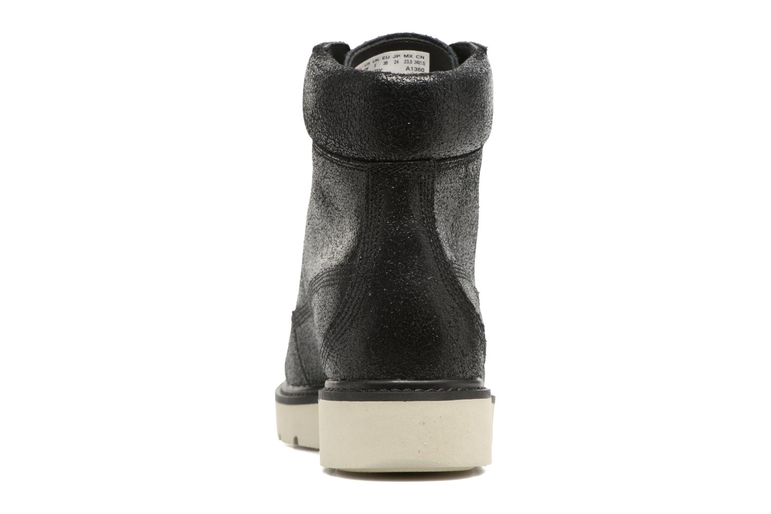 Ankle boots Timberland Kenniston 6in Lace Up Silver view from the right