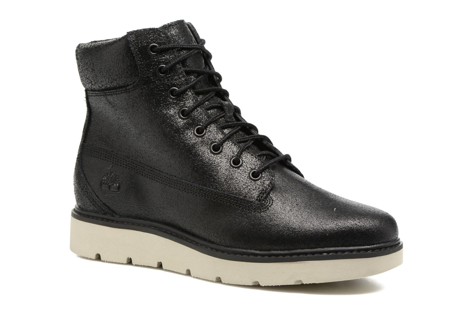 Ankle boots Timberland Kenniston 6in Lace Up Silver detailed view/ Pair view