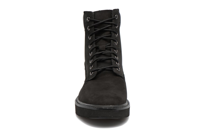 Stiefeletten & Boots Timberland Kenniston 6in Lace Up schwarz schuhe getragen