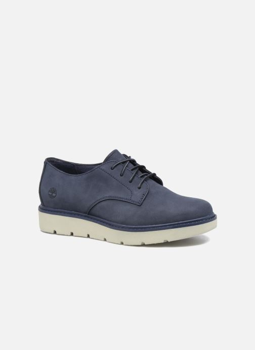 Timberland Kenniston Lace Ox (Blue) Lace up shoes chez
