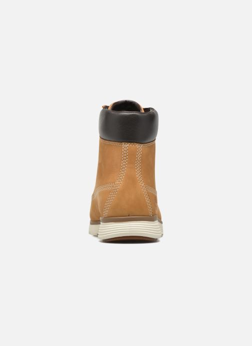 Ankle boots Timberland Killington 6 In Boot Beige view from the right