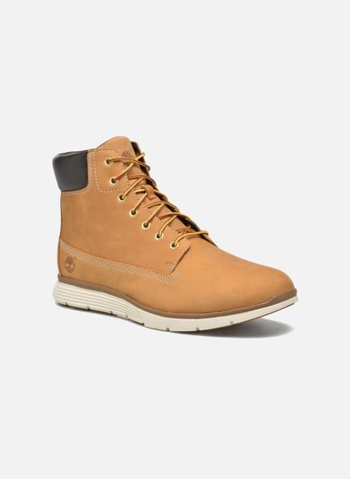 Ankle boots Timberland Killington 6 In Boot Beige detailed view/ Pair view