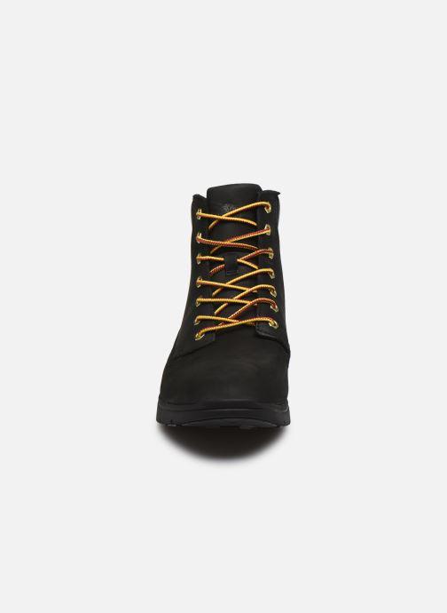 Stivaletti e tronchetti Timberland Killington 6 In Boot Nero modello indossato