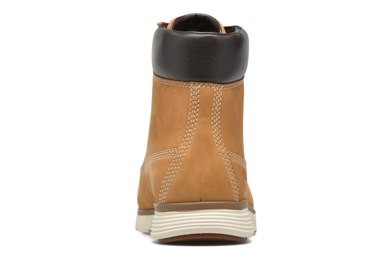 Bottines et boots Timberland Killington 6 In Boot Beige vue droite