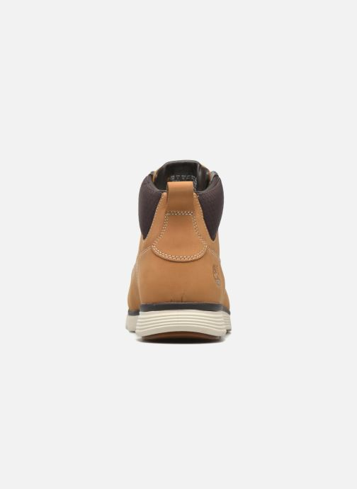 Boots en enkellaarsjes Timberland Killington Chukka H Beige rechts
