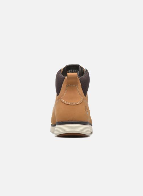 Stiefeletten & Boots Timberland Killington Chukka H beige ansicht von rechts