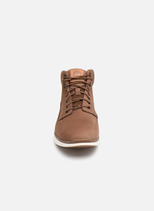 Ankle boots Timberland Killington Chukka H Brown model view