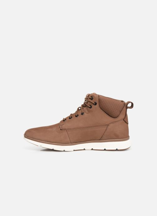 Boots en enkellaarsjes Timberland Killington Chukka H Bruin voorkant