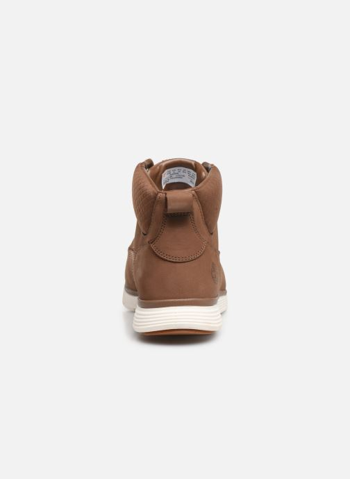 Ankle boots Timberland Killington Chukka H Brown view from the right