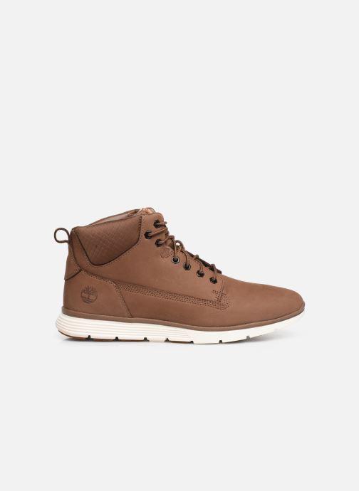 Boots en enkellaarsjes Timberland Killington Chukka H Bruin achterkant