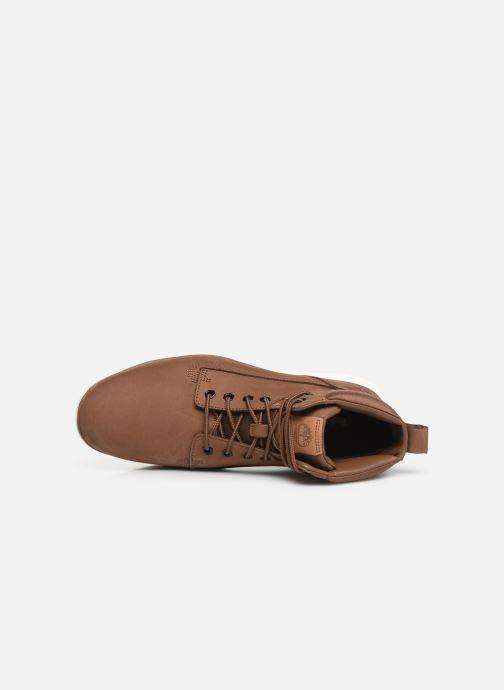 Boots en enkellaarsjes Timberland Killington Chukka H Bruin links