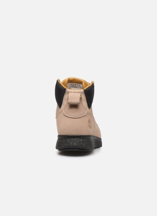 Bottines et boots Timberland Killington Chukka H Beige vue droite