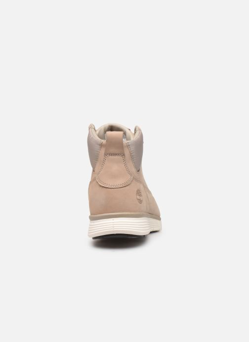 Ankle boots Timberland Killington Chukka H Beige view from the right