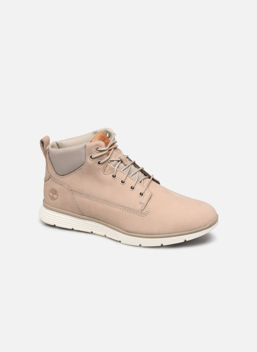 Ankle boots Timberland Killington Chukka H Beige detailed view/ Pair view