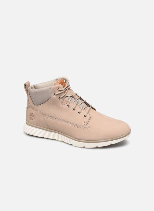 Bottines et boots Timberland Killington Chukka H Beige vue détail/paire