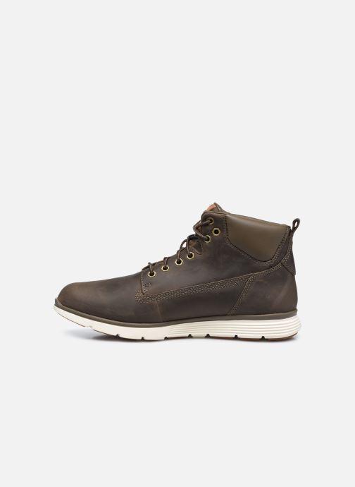 Stiefeletten & Boots Timberland Killington Chukka H grün ansicht von vorne