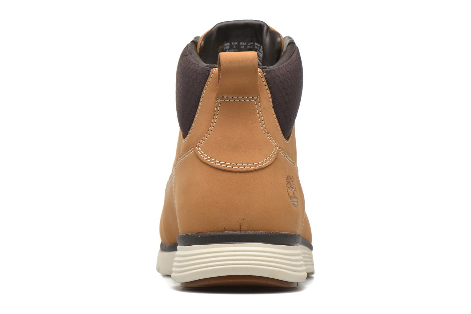 Ankle boots Timberland Killington Chukka Beige view from the right