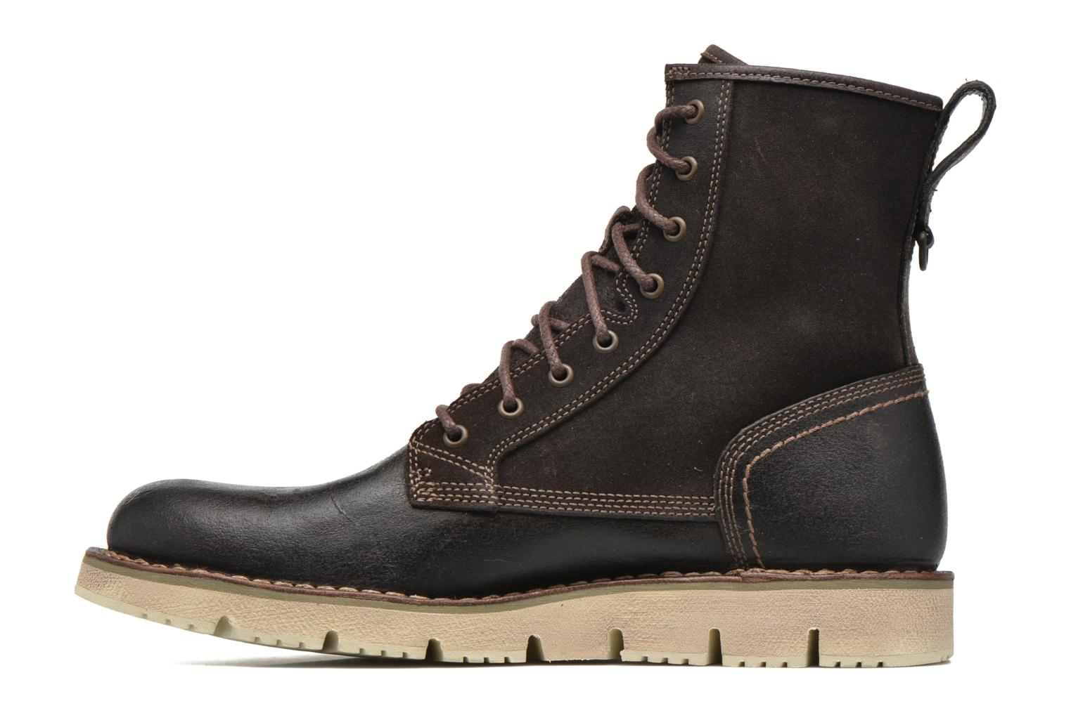Bottines et boots Timberland Westmore Boot Marron vue face