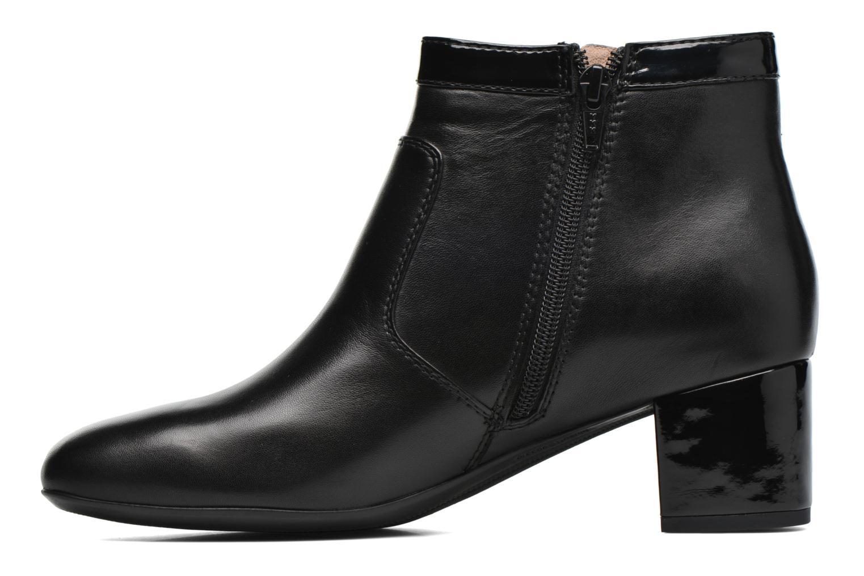 Bottines et boots Stonefly Lory 12 Noir vue face