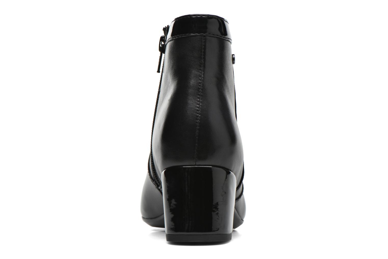 Bottines et boots Stonefly Lory 12 Noir vue droite