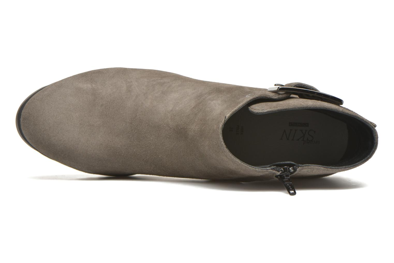 Bottines et boots Stonefly Over 3 Gris vue gauche